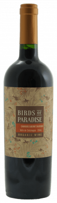 Birds of Paradise Carmenere Cabernet Sauvignon