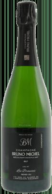 Bruno Michel Champagne Brut Chardonnay Les Brousses Premier Cru