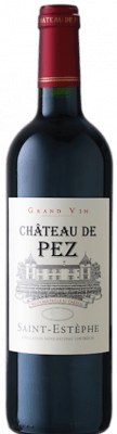 Château De Pez Cru Bourgeois Exeptionnel