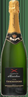 De Castellane Cuvee Commodore Brut Champagne