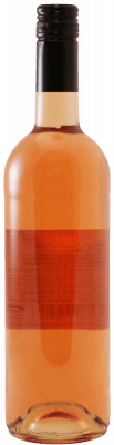 Fles Franse Rose zonder etiket