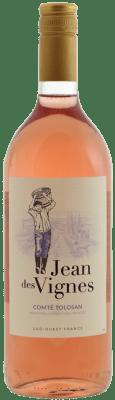 Jean des Vignes rosé (1 liter)