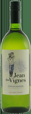 Jean des Vignes blanc sec (1 liter)