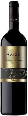 Raiza Gran Reserva Tempranillo Rioja