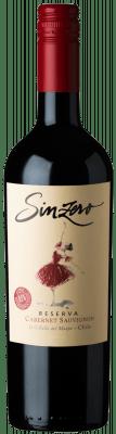SinZero Reserva Cabernet Sauvignon (Alcoholvrij)