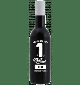 1WINE Red 187 ml. 24 flesjes