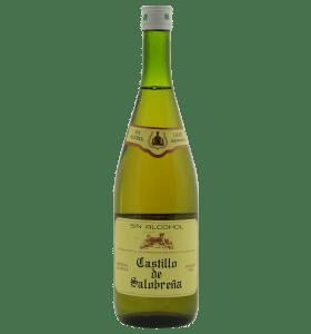 Castillo de Salobrena Wit Sin Alcohol (liter)