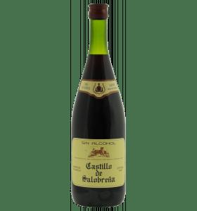 Castillo de Salobrena Rood Sin Alcohol (liter)