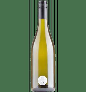 Fles Franse Chardonnay Viognier zonder etiket