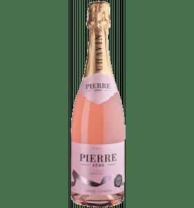 Pierre Zero Sparkling rosé alcoholvrij