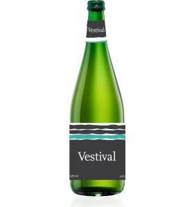Vestival Halfzoet Wit (liter)