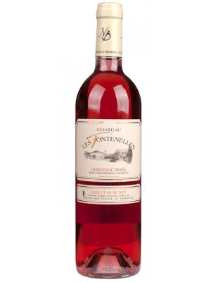 Château Les Fontenelles Bergerac Rosé