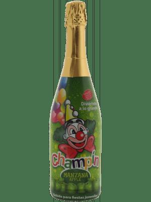 Champin Kinderchampagne Appel (Alcoholvrij)