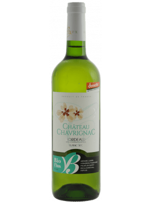 Chateau Chavrignac Bordeaux Blanc Sec
