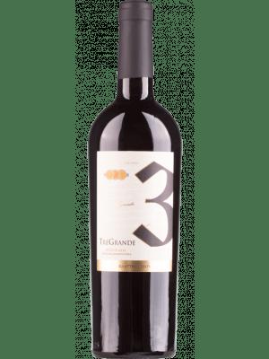 Quattro Conti TreGrande Rosso Puglia