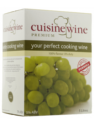 Cuisine Wine White