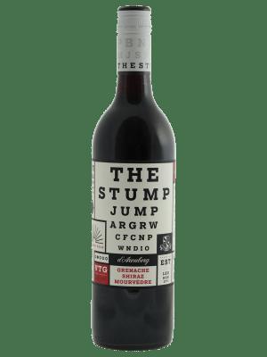 The Stump Jump Grenache Shiraz Mourvedre