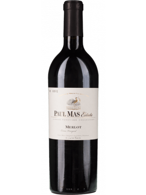 Paul Mas Estate Merlot