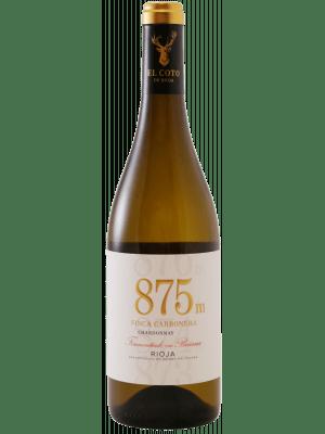 El Coto de Rioja 875m Finca Carbonera Chardonnay