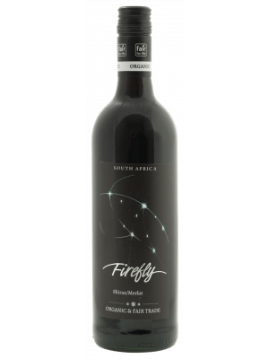 Firefly Shiraz Merlot Organic