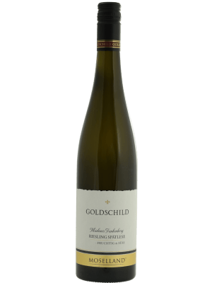 Goldschild Riesling Spatlese Moselland
