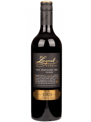 Langmeil Barossa The Freedom 1843 Shiraz