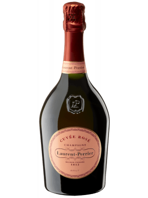 Laurent Perrier Champagne Cuvee Rose