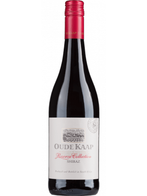 Oude Kaap Shiraz Reserve Collection