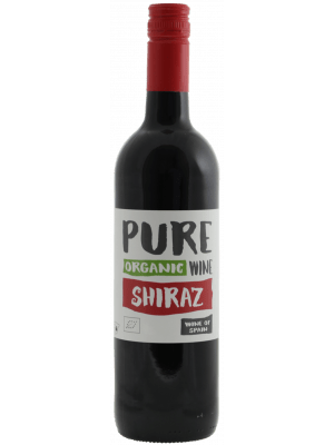PURE Organic Shiraz
