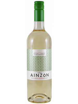 Vina Ainzon Macabeo Chardonnay