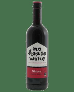 No House Wine Shiraz