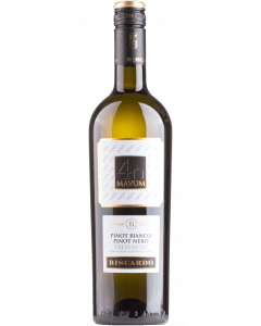 Biscardo Mavum Pinot Bianco Pinot Nero