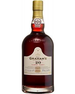 Graham's 20 Years Old Tawny Port