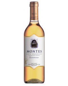 Montes Late Harvest Gewürztraminer (37,5 cl.)