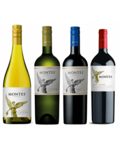 Montes Reserva Proefpakket