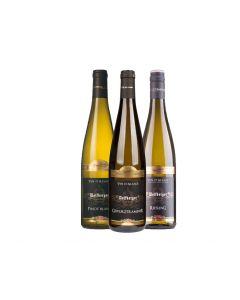 Wijnpakket Elzas Wit (3 flessen)