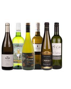 Wijnpakket Frankrijk Wit (6 flessen)