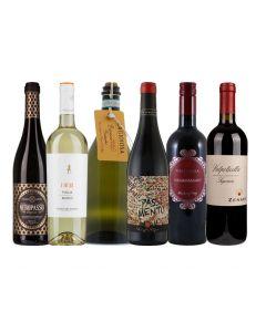 Wijnpakket Italie (6 flessen)