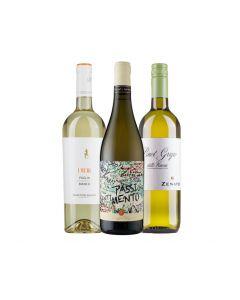 Wijnpakket Italie Wit (3 flessen)