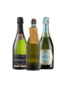 Wijnpakket Mousserend (3 flessen)