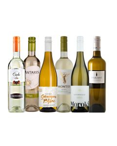 Wijnpakket Sauvignon Blanc (6 flessen)