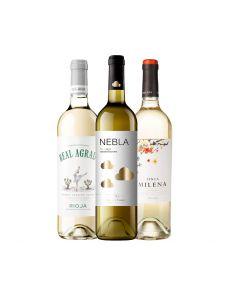 Wijnpakket Spanje Wit (3 flessen)