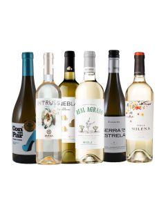 Wijnpakket Spanje Wit (6 flessen)